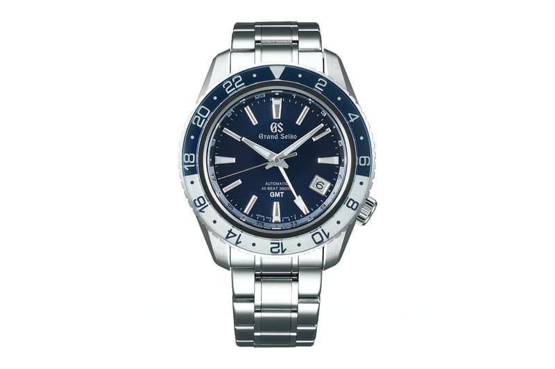 Grand Seiko SBGJ237/SBGJ2379 Watch Release Info Sports Bezel Illumination Rolex Audemars
