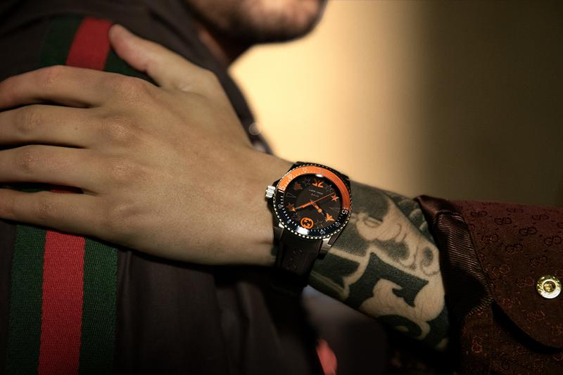 Fnatic x Gucci Dive Watch Release Information | HYPEBEAST