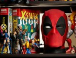 Hasbro Pulse Is Selling a Life-Sized Talking Deadpool Head