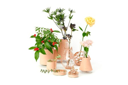 "Hender Scheme Crafts Eclectic Lab-Inspired ""Science Vases"""
