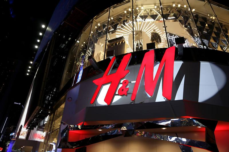 h&m black lives matter blm racial injustice george flloyd protests retailer donation