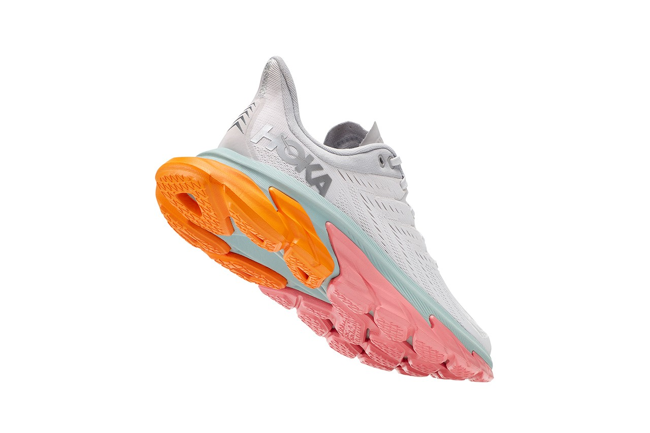 hoka one one clifton edge running sneaker lightweight details buy cop purchase release information strava challenge
