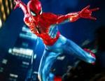 "Hot Toys Debuts Spider-Man ""Spider Armor MK IV Suit"" Figure"