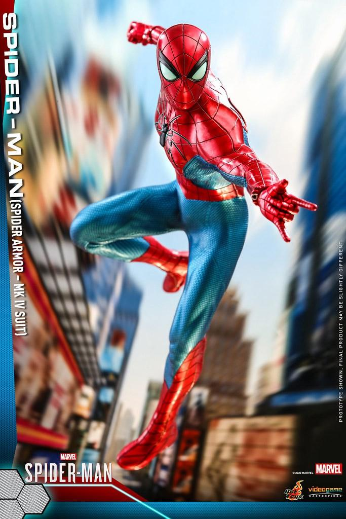hot toys spider man armor mk iv suit figure figurine toy doll official release date info photos price store list