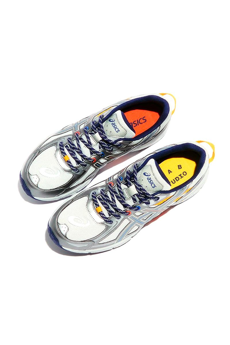 IAB Studio ASICS GEL Venture 6 menswear streetwear spring summer 2020 collection collaboration capsule shoes sneakers footwear trainers runners kicks