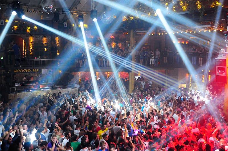 Ibiza Nightclubs COVID-19 Coronavirus Space Amnesia Plastik Pacha