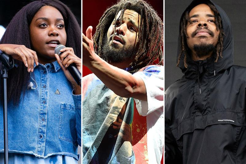 J.Cole Criticized for New Song Snow On Tha Bluff NoName Tone Deaf Celebrities Black Lives Matter Open Mike Eagle Jean Grae HYPEBEAST HipHop Hip Hop Dreamville Rap Rapper