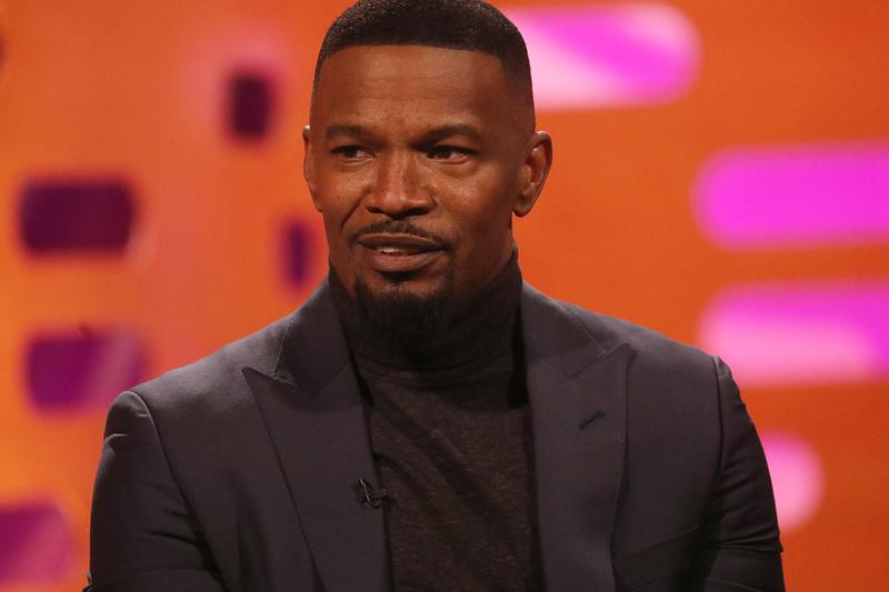 Jamie Foxx to Play Mike Tyson in Biopic Announcement Info Movie Premiere Date Boxing