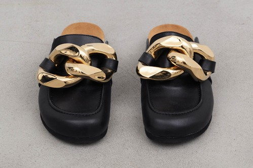 JW Anderson's Chunky Gold Chain Loafers Are Available to Pre-Order