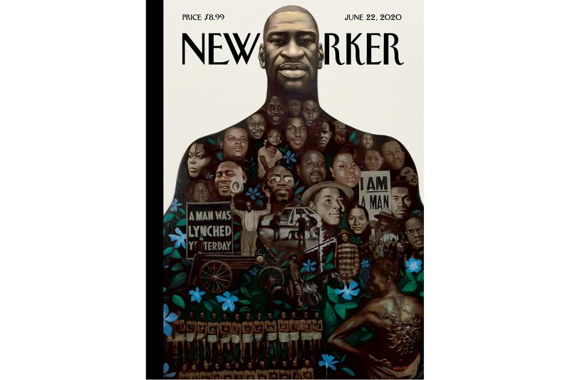 kadir nelson say their names the new yorker george floyd black lives matter protests