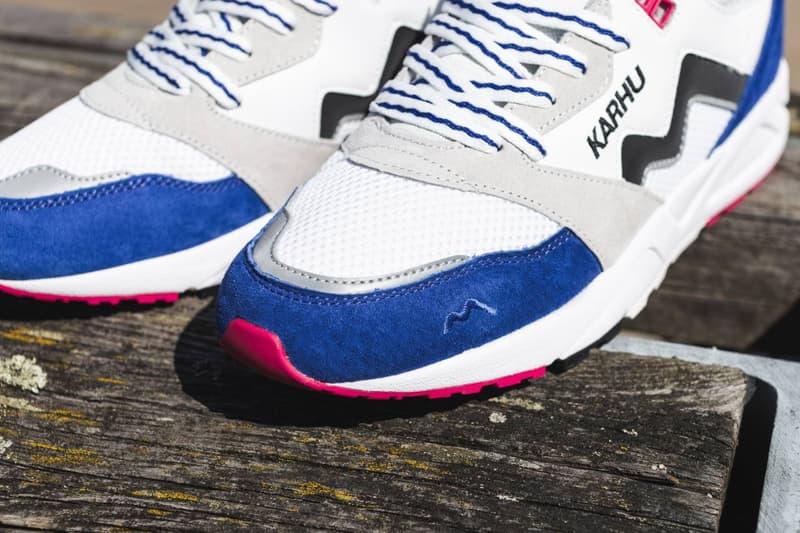 karhu marathon pack helsinki fusion 2.0 aria 95 sneaker release