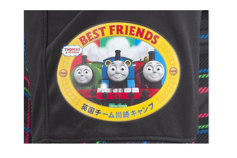 Kawasaki Frontale Thomas the Tank Engine Jersey olympics 2020 Tokyo soccer football friendly match UK England English Premiere League J1 League