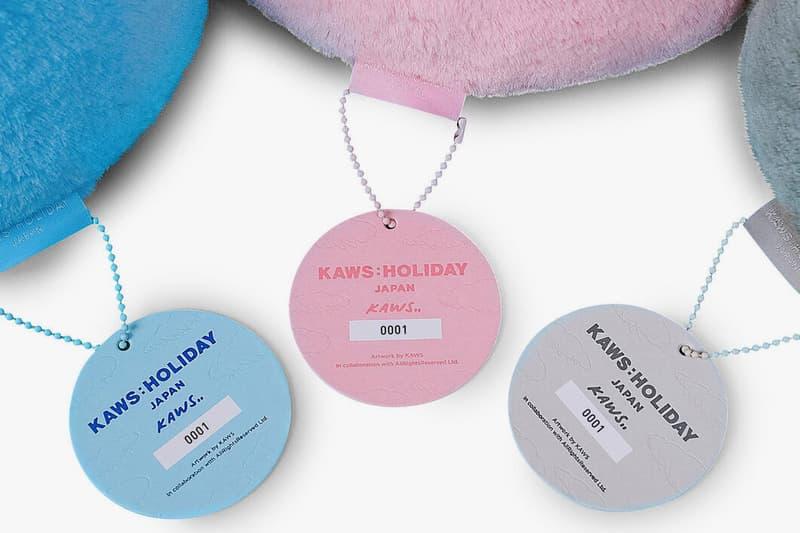 'KAWS:HOLIDAY' MoMA Plush, Cards Merch Reissue museum of modern art store buy mt fuji companion