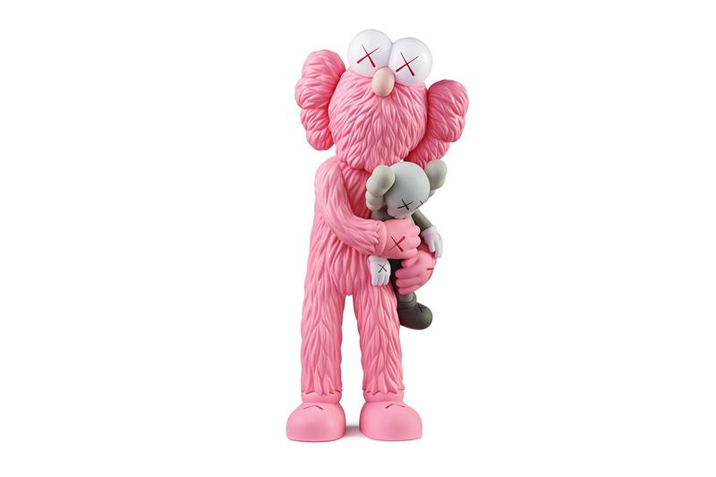 kaws take companion release black lives matter donation