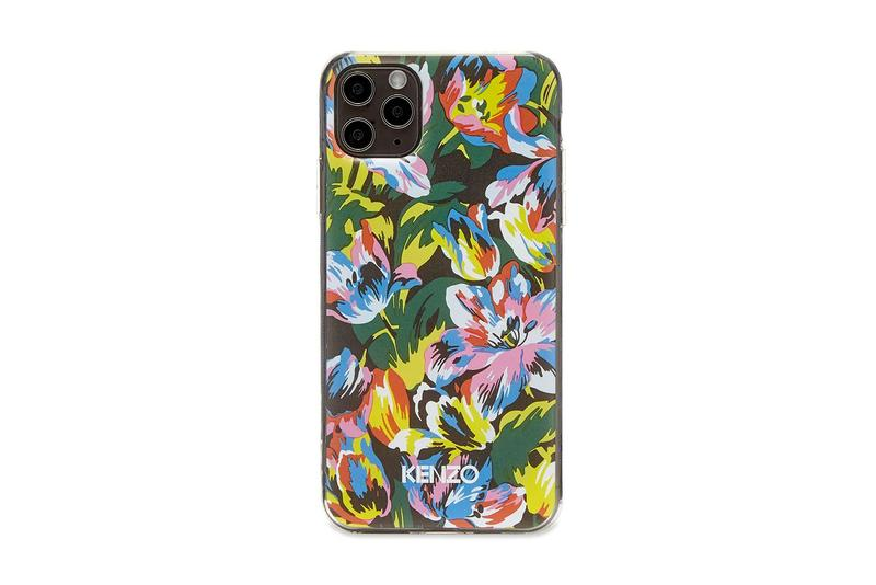 KENZO x Vans Floral iPhone Cases END CLOTHING Felipe Oliveira Baptista floral apple iphone 11 max pro accessories PAris LVMH