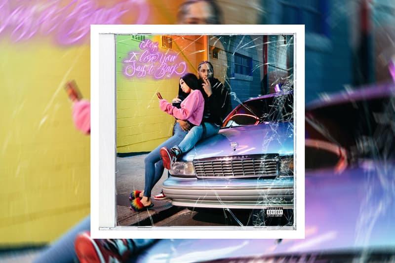 KEY! New I Love You Say It Back Album Atlanta ATL HYPEBEAST HipHop Hip Hop Rap Rapper 777 Kenny Beats