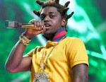 """Kodak Black Gets Rendered in CGI Visuals for """"Vultures Cry 2"""""""