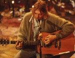 Kurt Cobain's MTV Unplugged Guitar Auctioned for $6M USD