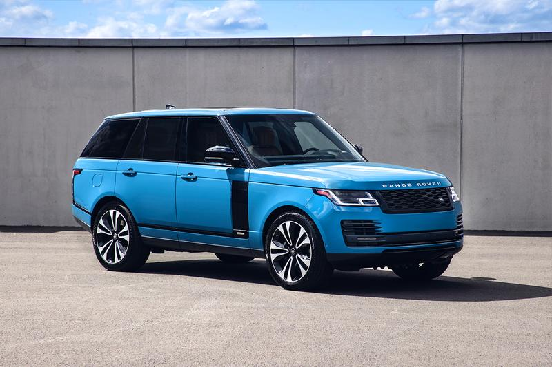 """Land Rover Range Rover Autobiography """"Fifty"""" 50 Year Anniversary Luxury SUV Sports Utility Vehicle British Engineering Automotives Off Road All Terrain"""