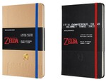 Moleskine Issues Limited Edition 'The Legend of Zelda' Notebooks