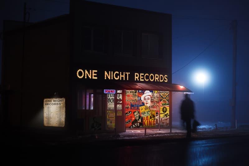 one night records event covid 19 social distance venue music london bridge secret location