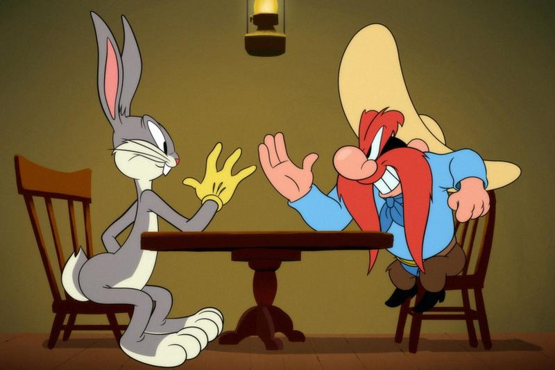 Looney Tunes Cartoons No Longer Use Guns HBO Max Yosemite Sam Elmer Fudd Bugs Bunny Warnermedia