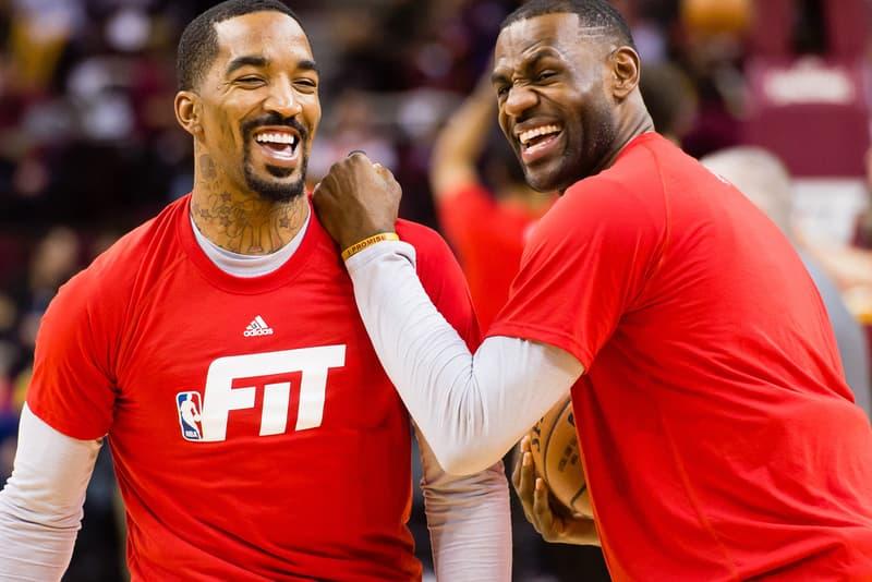 Los Angeles Lakers Sign J.R. Smith NBA 2019-2020 Season Restart Rumor Info Basketball Avery Bradley
