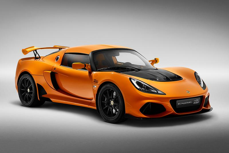Lotus Exige Sport 410 20th Anniversary Edition First Look Unveiled British Sportscar 3.5-Liter V6 Engine Sports Two Seater Retro Design Limited Production Performance Power Speed Price Cars
