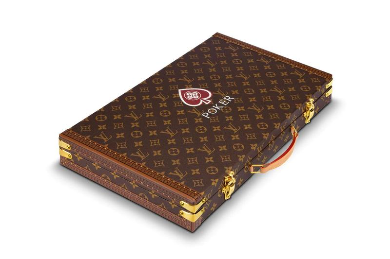 Louis Vuitton Monogram Poker Case Release Info Buy Price