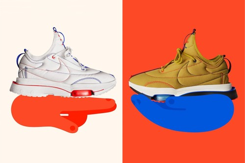 MACCIU Joins Forces with Nike By You For Unique Air Zoom Type Collection