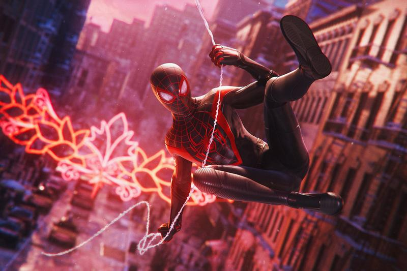 Insomniac Games Marvel's Spider-Man: Miles Morales Expansion PlayStation 4 PlayStation 5 PS4 PS5