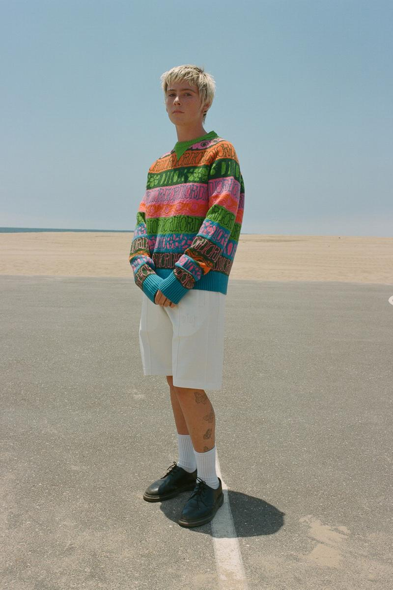 Maxfield LA Spotlights Shawn Stussy x Dior Collection Campaign Imagery Daniel Regan Los Angeles Kim Jones Skateboarding Surf Culture Californian Youth Newport Beach