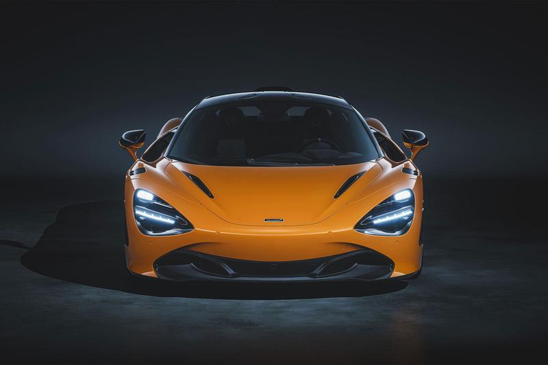 mclaren racing le mans 24 hour race winner 25th anniversary 720s special limited edition