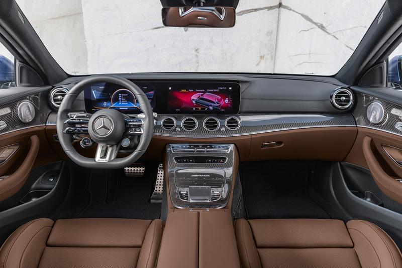 Mercedes-Benz E63S Sedan/Wagon Specs and Details Touring bi-turbo V8