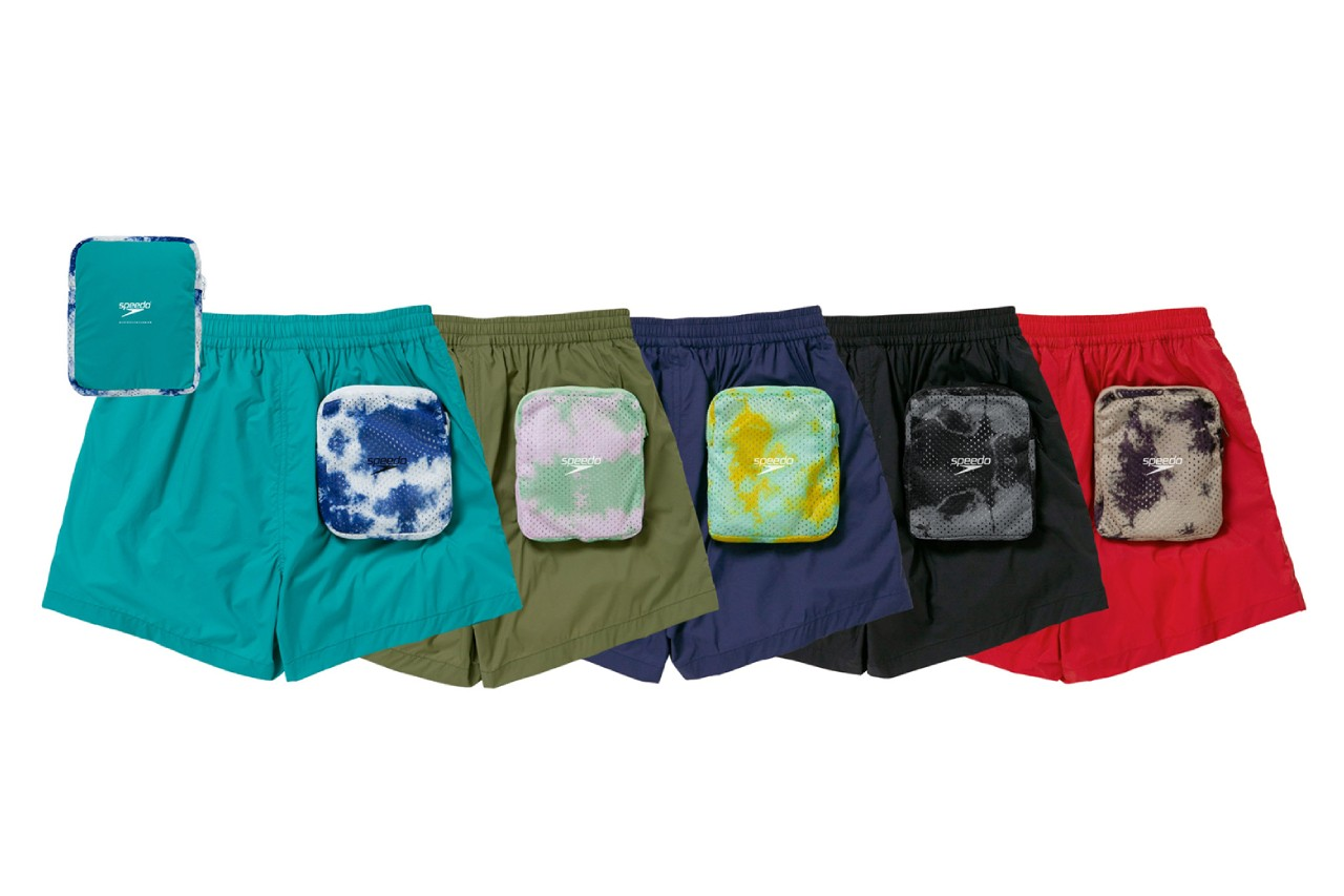 mister gentleman mr speedo summer colllection pool side tie dye takeshi osumi yuichi yoshii