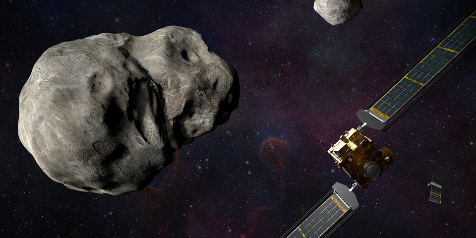 NASA Gives New Name to First Planetary Defense Mission Target