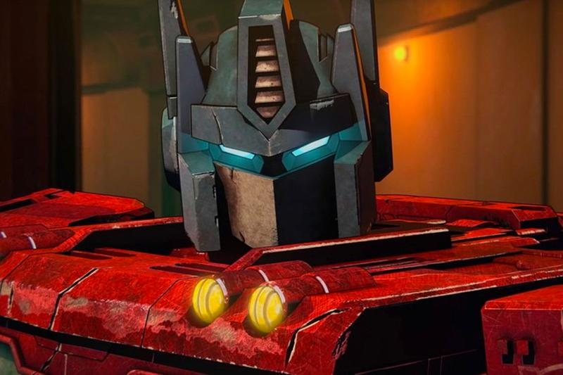 netflix originals transformers war for cybertron release date trilogy animated series siege first act one