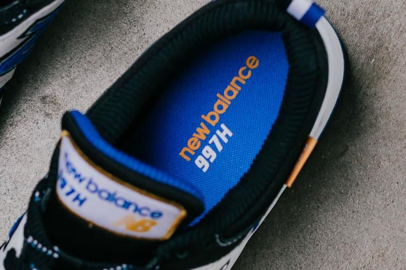 New Balance CM997HEV menswear streetwear spring summer 2020 collection footwear shoes sneakers trainers runners kicks