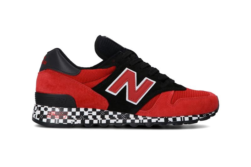 New Balance Harajuku Pack m1300 M577 sneakers shoes kicks silhouettes menswear streetwear spring summer 2020 collection