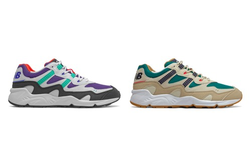 New Balance 850 Receives '90s-Indebted Colorways