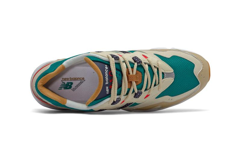 """New Balance ML850 """"White/Team Teal"""" and """"Incense/team teal"""" Release Info drop date price deails ML850SBB ML850SBE NB"""