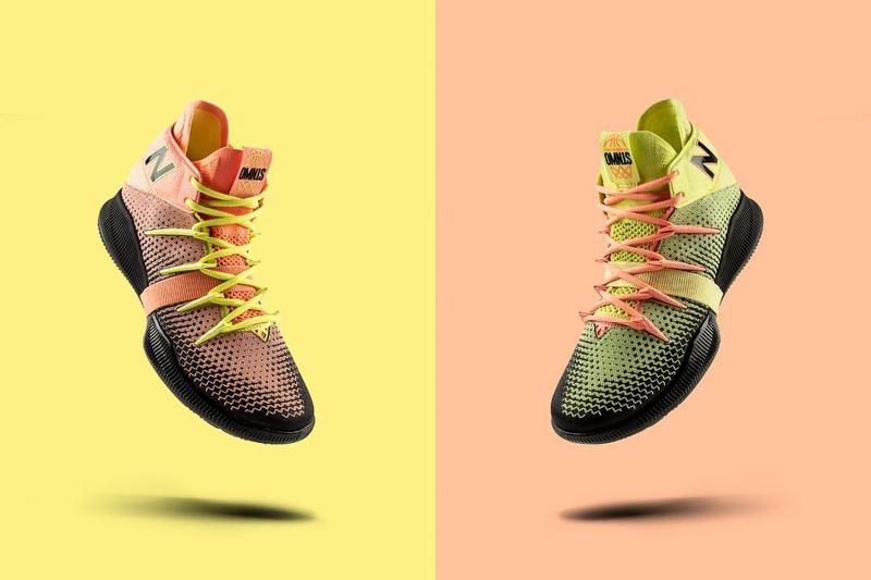new balance basketball hoops omn1s first light kawhi leonard california red yellow orange sunshine official release date info photos price store list buying guide
