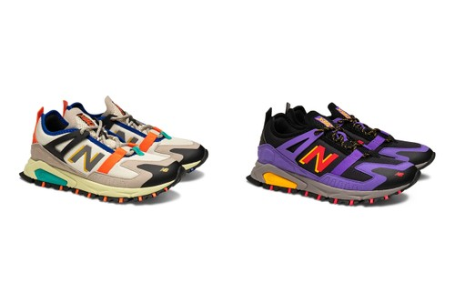 """New Balance's X-Racer Utility Drops in Colorful """"Outer Space"""" and """"Black Mirage"""" Makeups"""