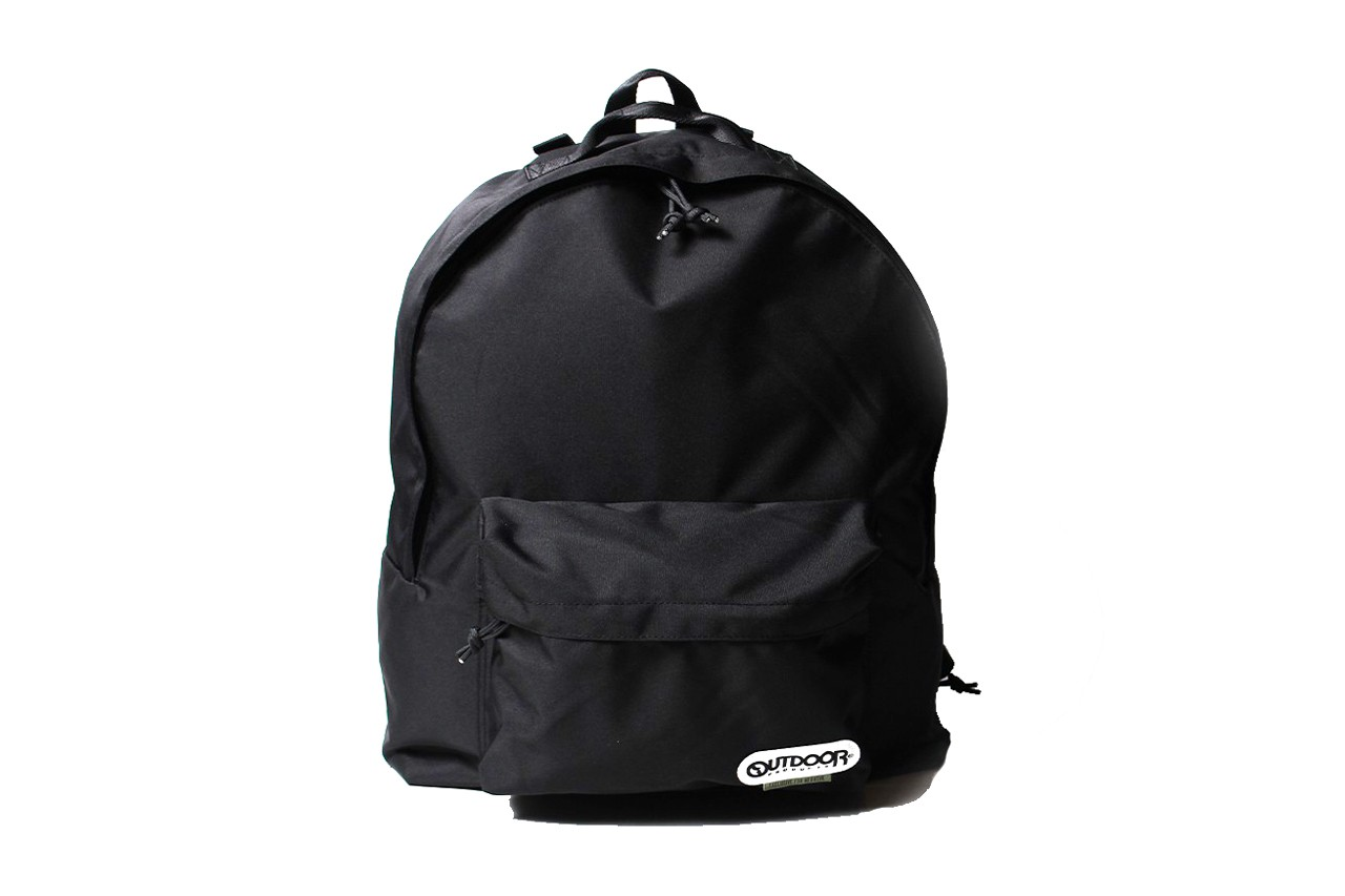 NEXUSVII Outdoor Products Triple Black Bag Capsule menswear streetwear spring summer 2020 collection japanese