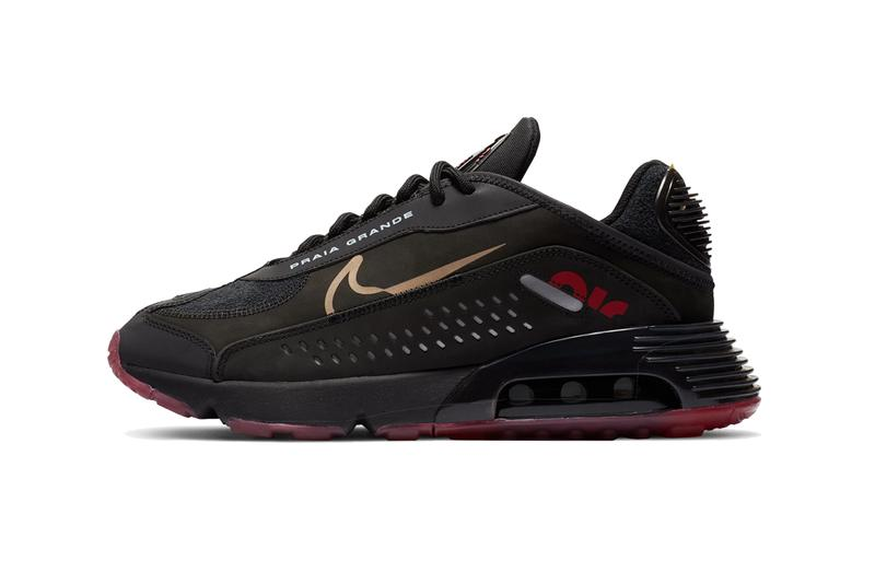 neymar jr nike sportswear air max 2090 black reflective silver green strike red tan blue red green khaki Cu9371 001 100 official release date info photos price store list buying guide