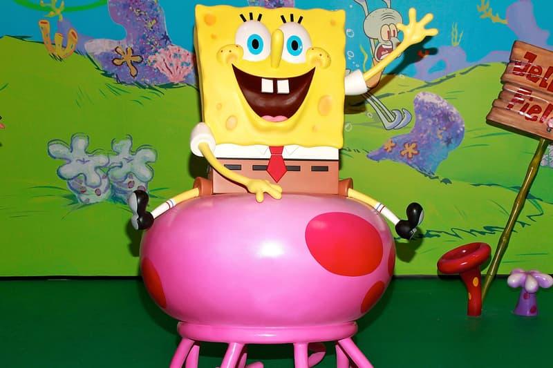 Nickelodeon SpongeBob Squarepants LGBTQ Community Member Pride Month Announcement info