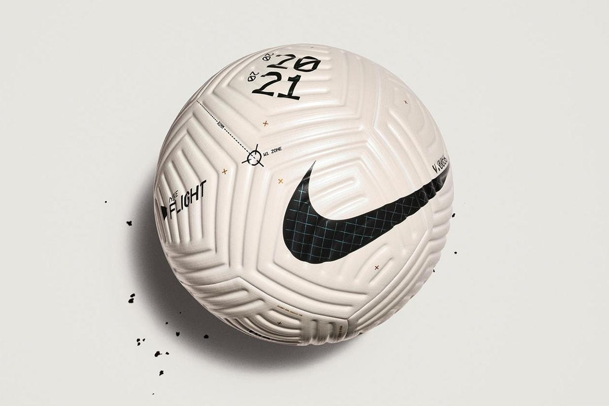 Nike's Innovative Flight Football Boasts 30 Percent Truer Flight