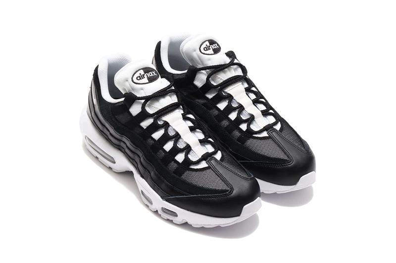 nike air max 95 ck6884 001 ck6884 100 white black menswear streetwear spring summer 2020 collection shoes sneakers trainers runners footwear kicks