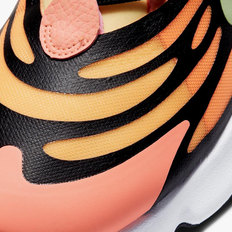 nike sportswear air max exosense atomic powder black light melon orange fluorescent yellow white CK6811 600 official release date info photos price store list buying guide