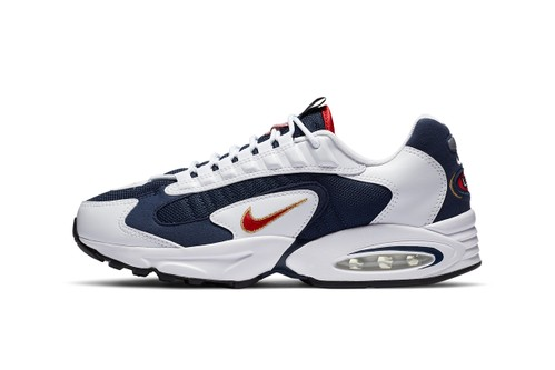 "Nike Air Max Triax 96 Returns in OG ""USA"" Colorway"